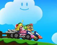 Mario super racing 2 Mario j�t�kok