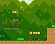 Monoliths Mario World 3 online j�t�k