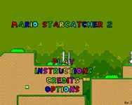 Super Mario Star Catcher 2 Mari� online flash j�t�k