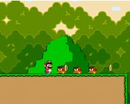 Super Mario Vetorial World - online Mari� flash kaland